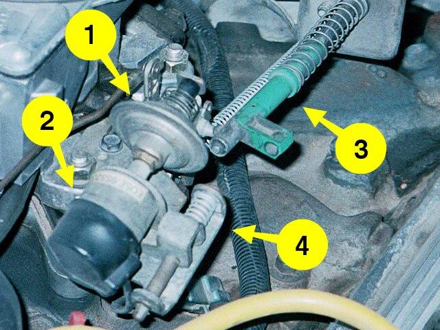 Tpos on 1978 Ford Vacuum Diagram